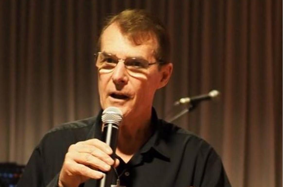 Steve Meyering in De Regisseur op woensdag 9 oktober